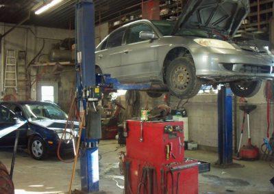 réparation automobile à l'achigan - Pièces d'autos usagées J.G Rivest inc à Saint-Roch-de-L'Achigan et Lanaudière
