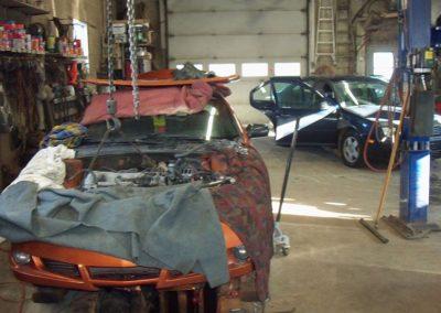 recycle auto à L'achigan - Pièces d'autos usagées J.G Rivest inc à Saint-Roch-de-L'Achigan et Lanaudière
